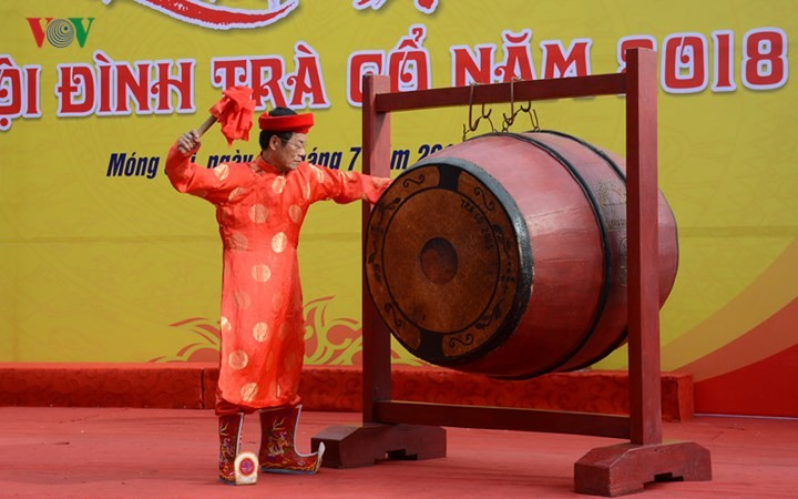 Tra Co communal house festival, symbol of Vietnamese culture at borderland  - ảnh 1