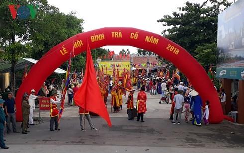 Tra Co communal house festival, symbol of Vietnamese culture at borderland  - ảnh 3