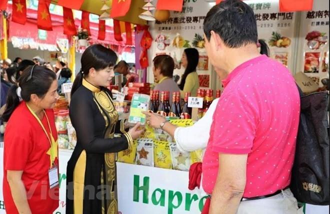 Vietnamese food introduced at Hong Kong Food Carnival - ảnh 1