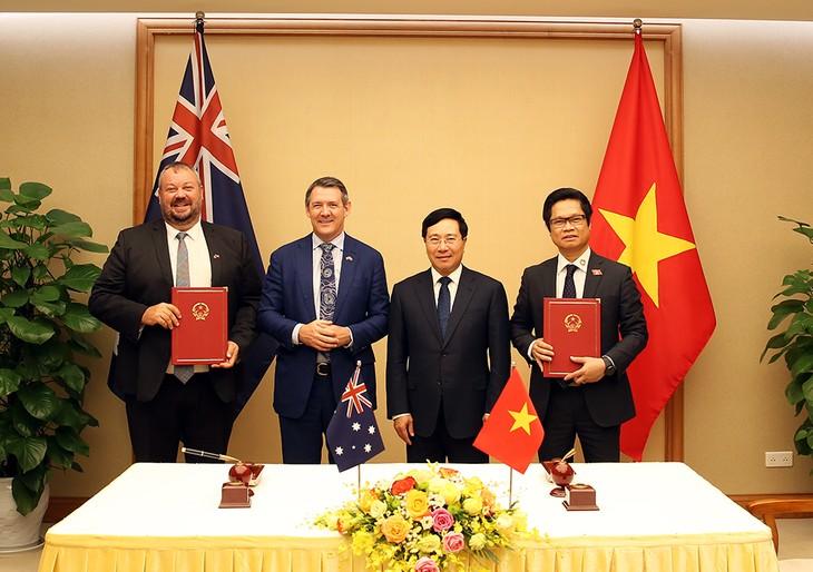 Vietnam, Australia's Northern Territory enhance cooperation - ảnh 1