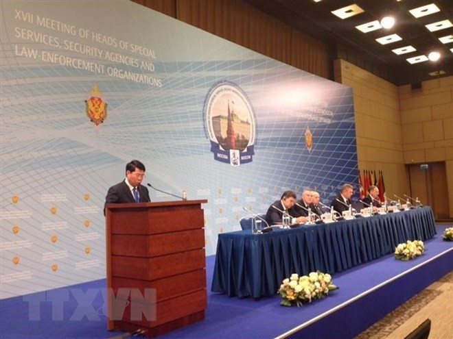 Vietnam attends security meeting in Moscow - ảnh 1