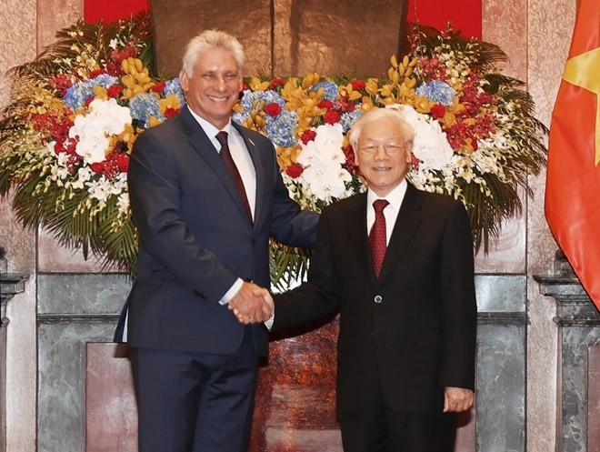 Vietnam, Cuba to enhance multilateral cooperation - ảnh 1