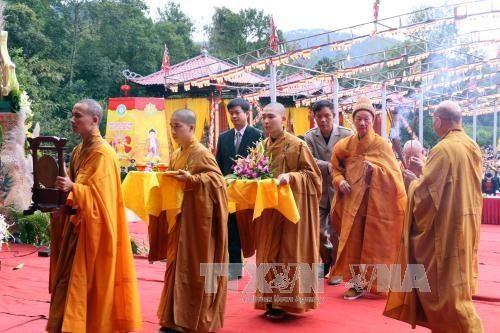 King Tran Nhan Tong's entry into Nirvana to be marked this week - ảnh 1
