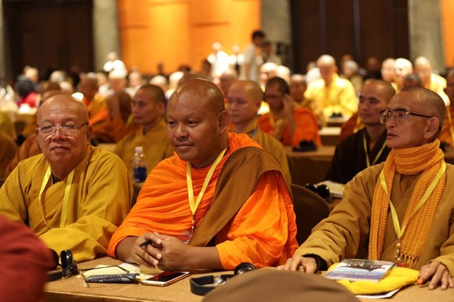 King-monk Tran Nhan Tong, Truc Lam Zen sect's ideological values discussed - ảnh 1