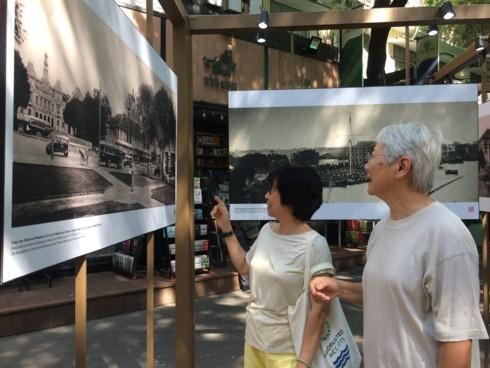 Book week recalls memories of old Saigon   - ảnh 1
