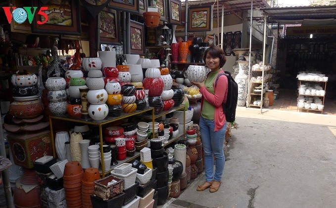 Vietnamese craft villages to be promoted - ảnh 1