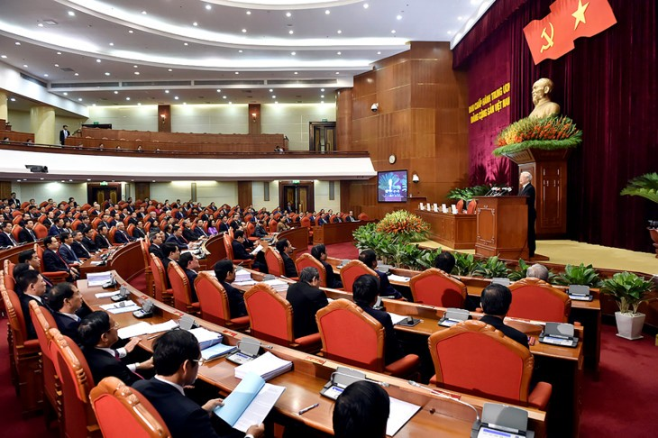 High-ranking cadres trained to serve sustainable development - ảnh 1