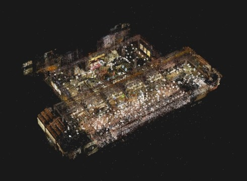 Digital data used to preserve Hue Imperial City relics - ảnh 2