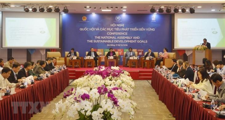 National Assembly external affairs' achievements reviewed - ảnh 2