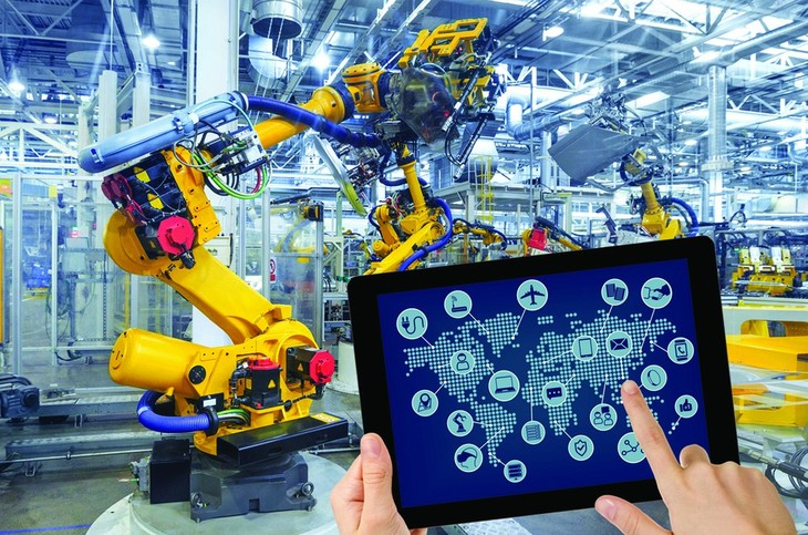 Vietnamese businesses set sights on success in Industrial Revolution 4.0 - ảnh 2