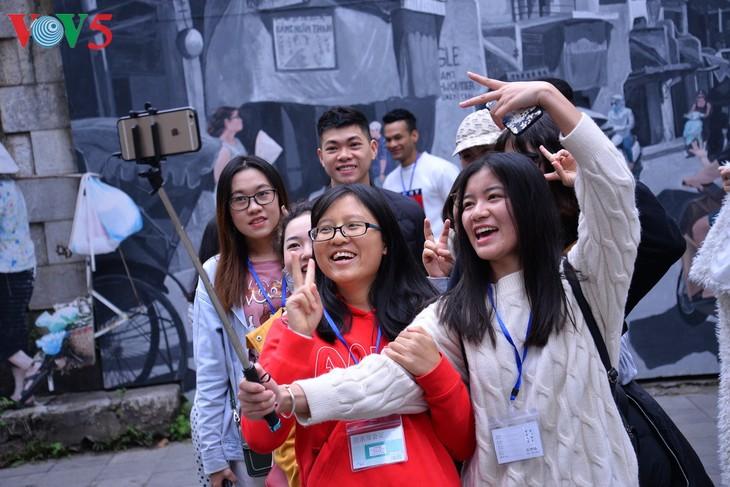 Tet in the eyes of international students  - ảnh 2