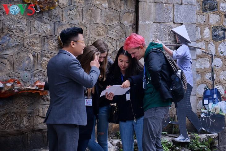 Tet in the eyes of international students  - ảnh 3