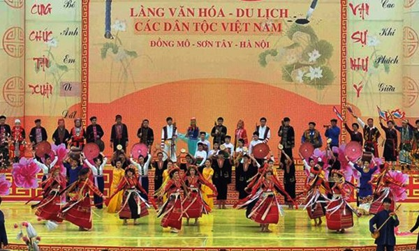 """""""Spring Colors Across Vietnam"""" cultural program to open February 12 - ảnh 1"""