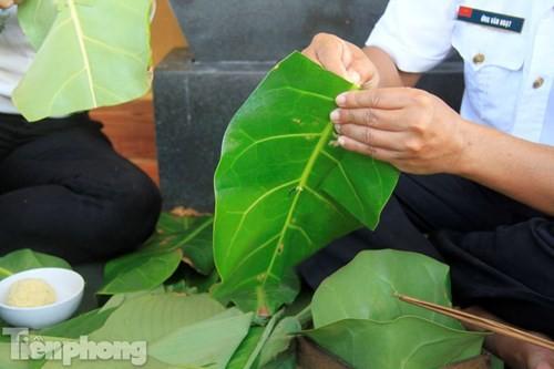 Truong Sa island district enjoys a cozy Tet - ảnh 2