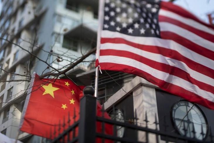 US, China hold new high-level trade negotiation - ảnh 1