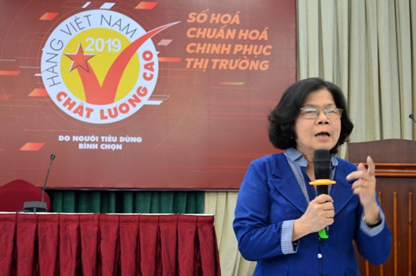 Over 540 firms to receive Vietnamese high-quality goods awards - ảnh 1