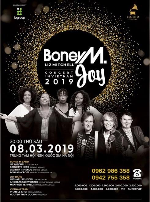 Austrian band Joy to perform in Hanoi on International Women's Day - ảnh 1