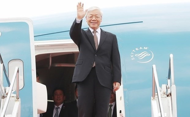 Vietnamese top leader's visit to Laos consolidates bilateral friendship: Lao Minister  - ảnh 1