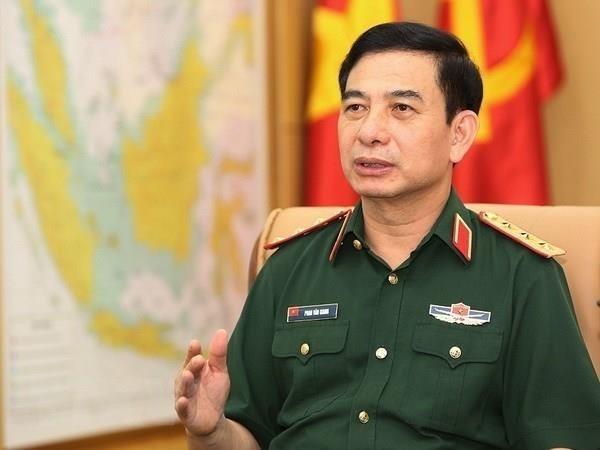Vietnam's high-ranking military delegation visits Japan - ảnh 1