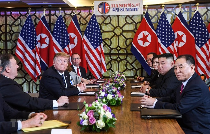 Foundation for Korean peninsula's denuclearization negotiation - ảnh 1