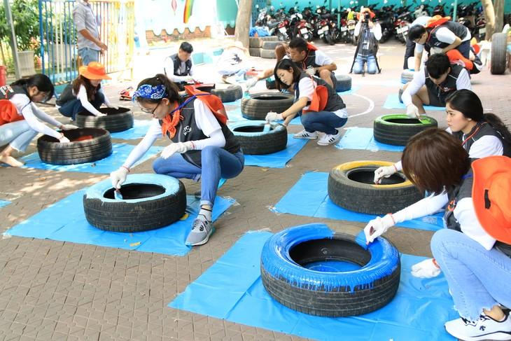 Volunteer program promotes Vietnam-RoK friendship - ảnh 2