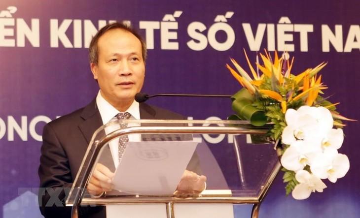 Incentives to promote Vietnam's digital economic development - ảnh 1