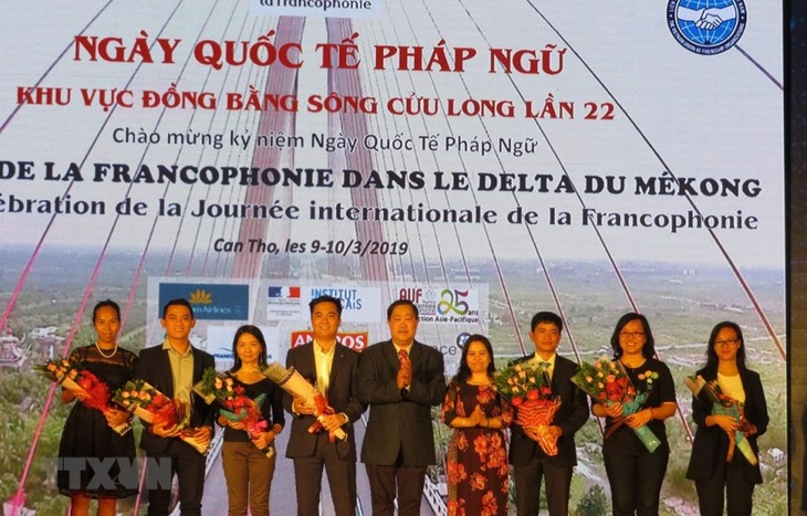 Can Tho city hosts 22nd Francophone Day of the Mekong Delta - ảnh 1