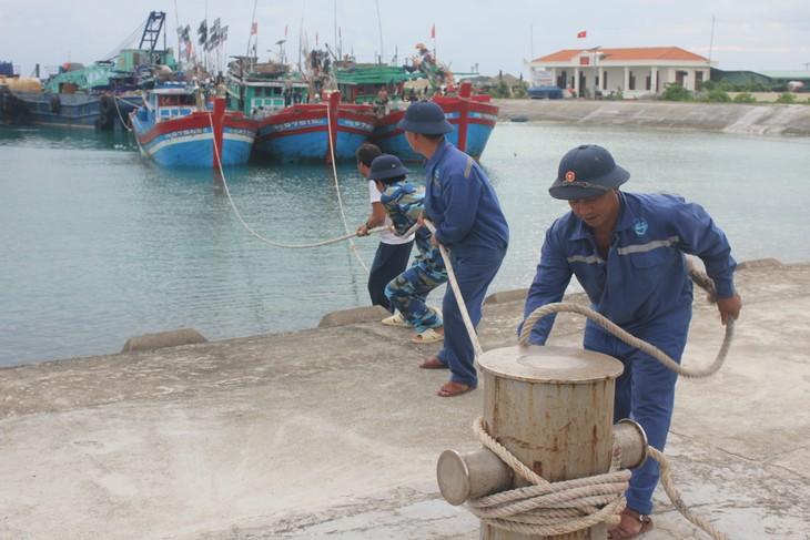 Sinh Ton dry dock  - ảnh 1