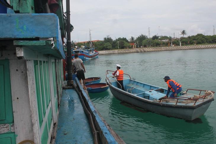 Sinh Ton dry dock  - ảnh 3