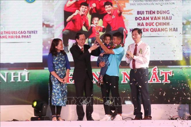 Vietnam Football team wins most awards at 2018 Fair-Play Awards Ceremony  - ảnh 1