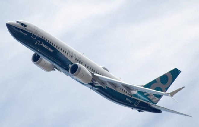 Boeing 737 Max aircraft not allowed to enter Vietnam's airspace - ảnh 1