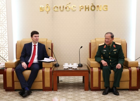 Czech's deputy foreign minister welcomed in Hanoi - ảnh 1