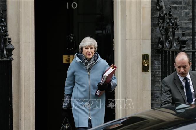 UK asks EU for Brexit delay  - ảnh 1