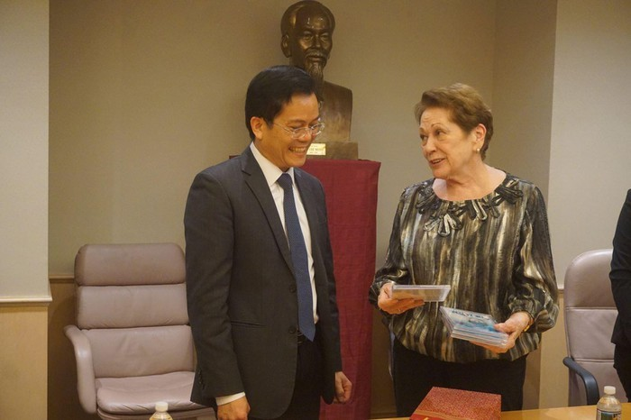 Vietnam, US join efforts to heal wounds of war  - ảnh 1