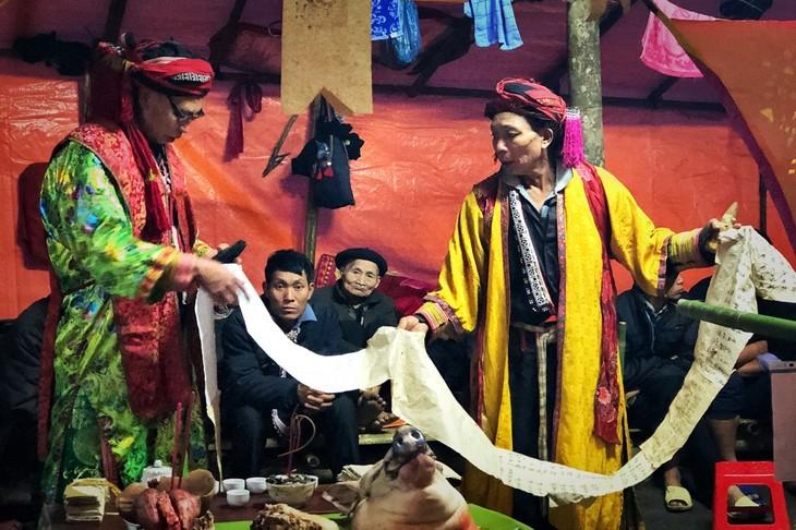 """Maturity"" ritual of Dao ethnic in Lao Cai - ảnh 7"