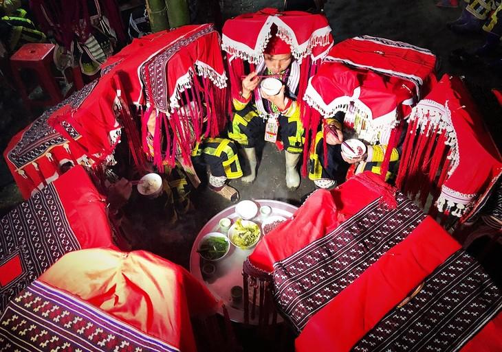 """Maturity"" ritual of Dao ethnic in Lao Cai - ảnh 12"