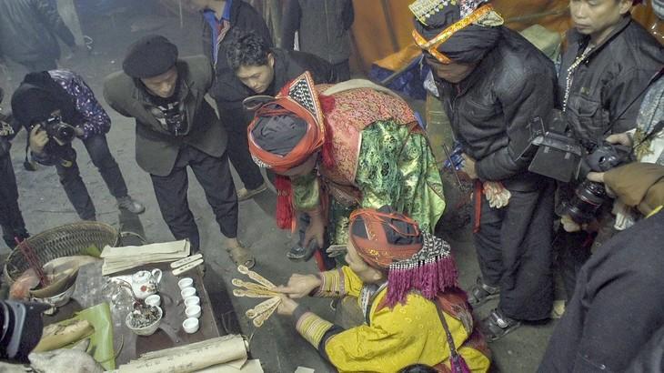 """Maturity"" ritual of Dao ethnic in Lao Cai - ảnh 15"