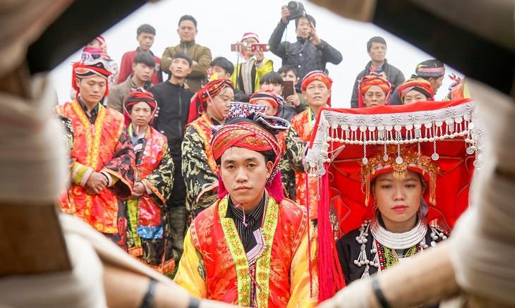 """Maturity"" ritual of Dao ethnic in Lao Cai - ảnh 17"