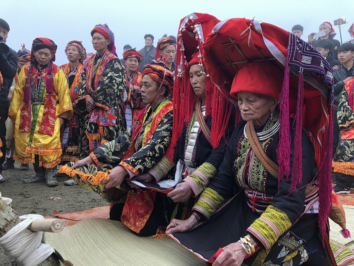"""Maturity"" ritual of Dao ethnic in Lao Cai - ảnh 19"