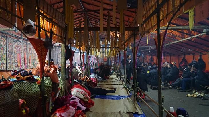 """Maturity"" ritual of Dao ethnic in Lao Cai - ảnh 6"