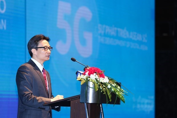 Deputy PM: Developing 5G important to ASEAN nations - ảnh 1