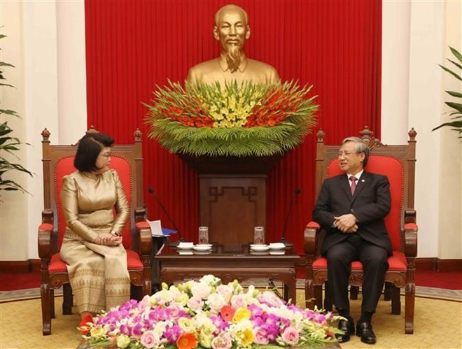 Vietnam treasures friendship with Cambodia: Party official - ảnh 1