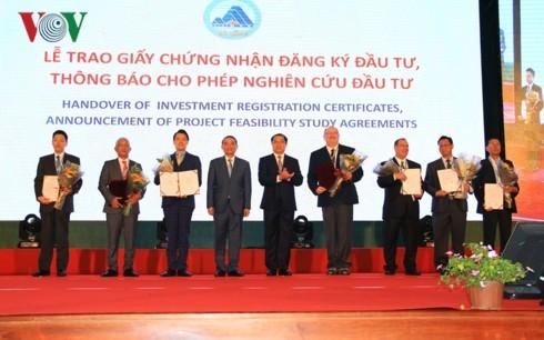 Da Nang city welcomes new investment waves - ảnh 1