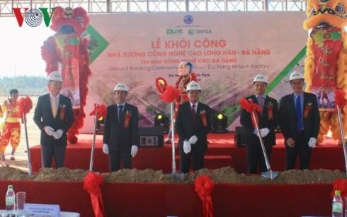Da Nang city welcomes new investment waves - ảnh 2