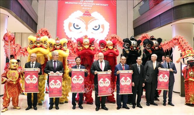 German House inaugurated in HCM City - ảnh 2