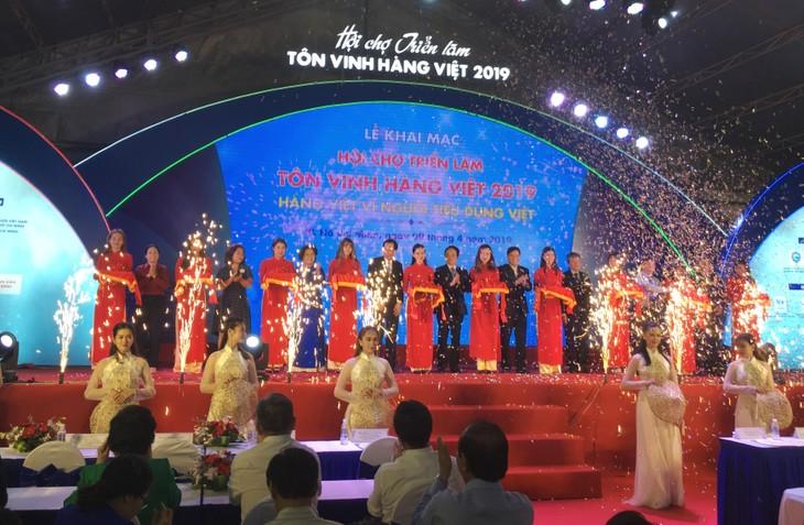 Ho Chi Minh City trade fair promotes Vietnamese goods - ảnh 1