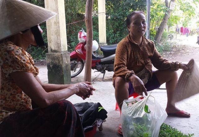 Cong Luong village, where men do farm work, women stay home - ảnh 1