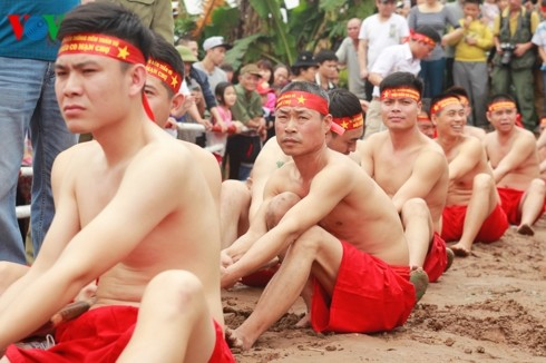 Vietnam's sitting tug-of-war games recognized by UNESCO - ảnh 2