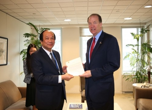 Vietnam prioritizes E-government - ảnh 1