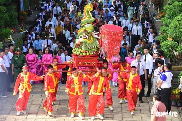 Hung Kings' death anniversary promotes national solidarity, strength  - ảnh 2